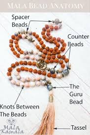 what do different colours mean what does each part of a mala mean the significance of a mala