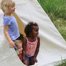 children u0027s backyard tipi construction tipi how to make a tipi