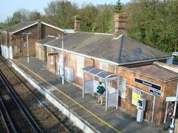 Shoreham railway station