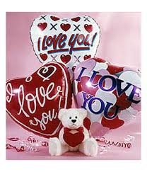 teddy bears in balloons i you teddy balloons at from you flowers