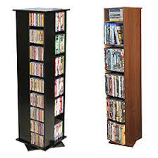Dvd Bookcase Storage Media Cd Dvd Racks Cabinets U0026 Towers Free Shipping