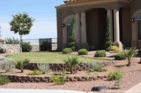 tiered yard landscaping garden landscape ideas pictures of
