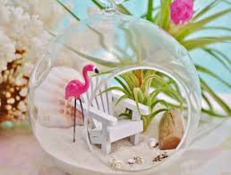 Small Beach Chair Beach Terrarium Kit Adirondack Beach Chair Pink Flamingo