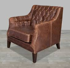 Vintage Brown Leather Armchair Top Leather Chairs Leather Chairs Living Room Silver Coast Company