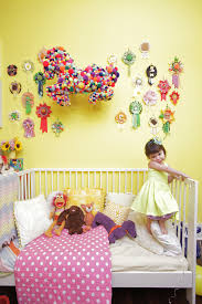 Bright Crib Bedding Bright Chevron Crib Bedding In Eclectic With Quilt Hanging