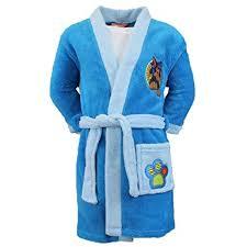 robe de chambre junior robe de chambre peignoir pour enfant pat patrouille paw patrol