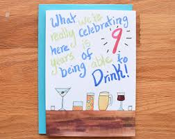 funny birthday card best friend birthday cards for husband