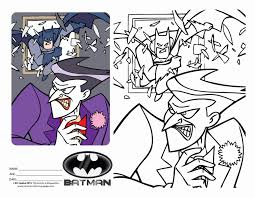 batman and robin coloring pages images crazy gallery 227227