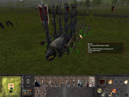 2 total war siege siege engines image the lord of the rings total war mod for