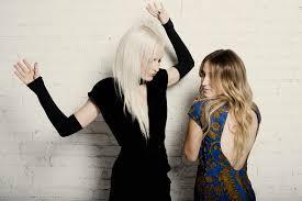 moda magazine bloggers we love bleach black