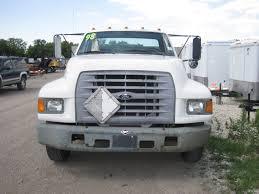 1986 Ford F350 Dump Truck - f700 propane driven 7 0l flatbed w pto air brakes stk 1375 youtube