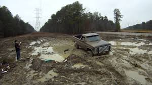Ford Diesel Trucks Mudding - mudding in a couple chevy trucks youtube