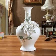 Flowers For Floor Vases Minimalist Ceramic Acrylic Creative Simple Fashion Lady Flowers