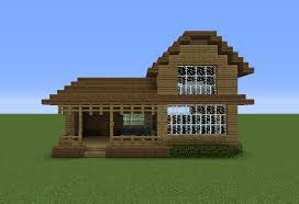 Minecraft Mansion Floor Plans Wooden House 16 Grabcraft Your Number One Source For Minecraft