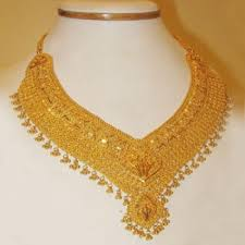new gold set gold jewellery designer gold necklace set wholesale trader from