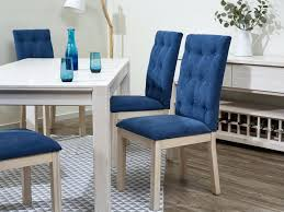 Light Blue Dining Room Chairs Royal Blue Dining Chairs Lovely Royal Blue Upholstered Dining