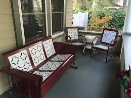 Best  Vintage Metal Chairs Ideas On Pinterest Vintage Patio - Porch furniture