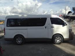 toyota philippines price 2009 toyota hiace gl grandia auto trade philippines