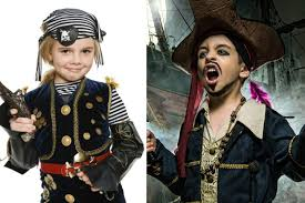 Pirates Caribbean Halloween Costume 101 Cute Fancy Dress Theme Ideas Kids