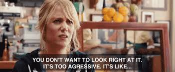 bridesmaids quote bridesmaids 2011 quote about aggressive coffee shop