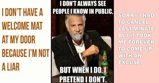 Social Memes - 36 memes for all the happily anti social people