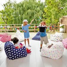 sitzsack für kinderzimmer sitzsack kinder mehr sitzfläche im kinderzimmer durch