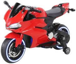 siège moto bébé 12 volts moto electrique enfant ducati style 1299ss
