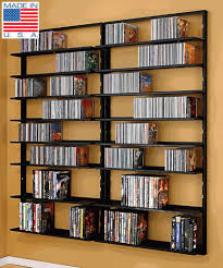 images about and dvd storage on pinterest rack wall mounted