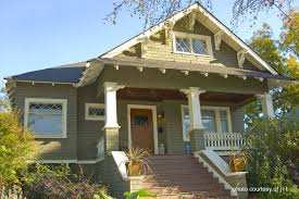 Craftsman Style Porch | craftsman style home design bungalow designs arts and crafts