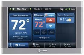 Prestige Iaq 2 0 Comfort System Hvac Wifi Smart Thermostat Buyers Guide
