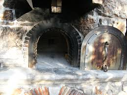 free images old tunnel arch kitchen fireplace bread bake