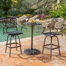 balcony u0026 bistro sets costco