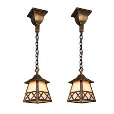 arts and crafts pendant lighting arts and crafts pendant lighting ye craft ideas