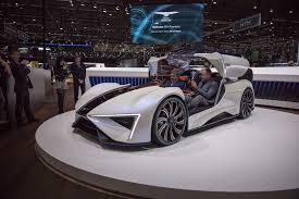 mclaren lm5 concept techrules ren front side geneva motor show 2017 3 342967 car show