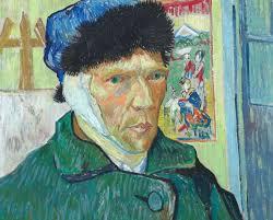 vincent van gogh self portrait with bandaged ear the courtauld