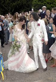 mcqueen wedding dresses the brides who wore mcqueen vogue