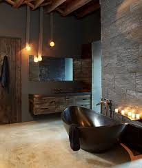 Rustic Bathrooms Designs by 5 Industrial Bathroom Design Ideas To Glam Up Your Home