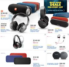 best black friday deals on beats by dre headphones best buy black friday 2016 ad 3 9to5toys