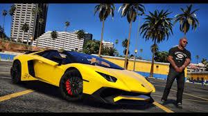 Lamborghini Aventador Engine - gta 5 mod real life engine sound mod lamborghini aventador sv