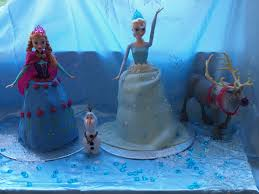 disney frozen birthday cakes girls