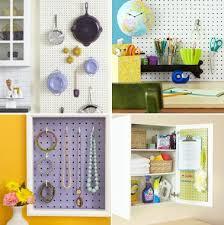 Kitchen Pegboard Ideas 59 Best Pegboard Ideas Images On Pinterest Home Organization