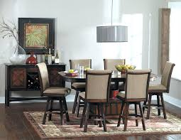 Ralph Lauren Dining Room Table Hyland Counter Height Dining Room Table And Barstools With Lazy