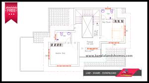 Floor Plan Download Download Low Budget Free Kerala House Plans And Elevationreal