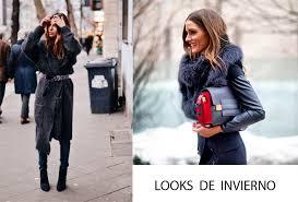 imagenes look invierno looks de invierno para inspirarse comparte mi moda