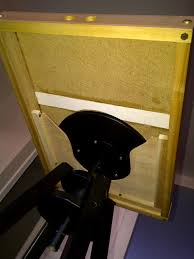 Dalfred Bar Stool Ikea by Ikea Dalfred Bar Stool Pimped Out With Custom Tv Dinner Tray