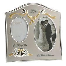 golden anniversary gift ideas golden wedding anniversary gifts ebay