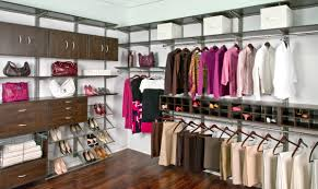 you mean i can customize the closets in my new home