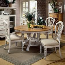 round pine dining table dining room decorating ideas using round light grey and brown