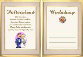 einladungskarten polterabend einladungskarten polterabend kostenlos