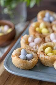 easter sweet sugar cookie easter egg nests lovely kitchen